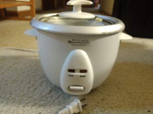 3 cup rice cooker for Sale in Glen Burnie, MD