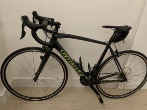 Specialized Tarmac (like new) road bike carbon fiber frame for Sale in Miami, FL