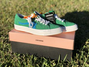 Green/Blue Golf le fleur x Converse One Sneakers for Sale in Alafaya, FL