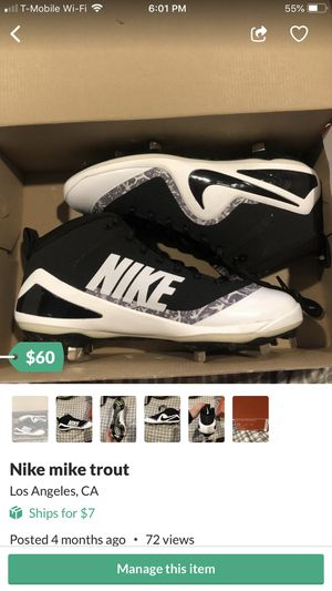 New Nike cleats for Sale in Los Angeles, CA