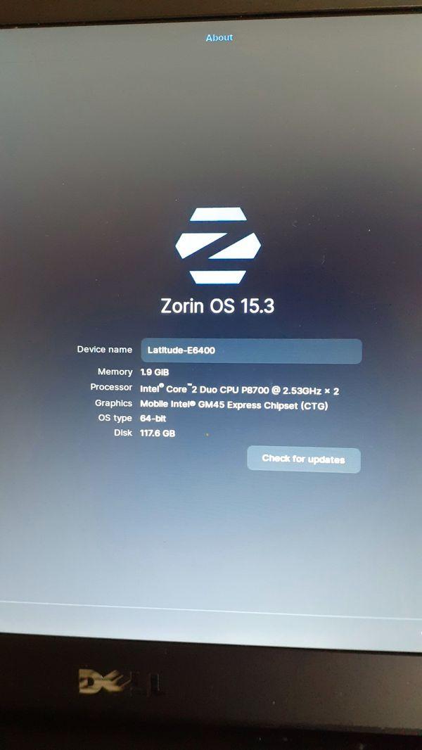 "14.1"" Dell Latitude PC | Laptop Computer | Linux Zorin OS"