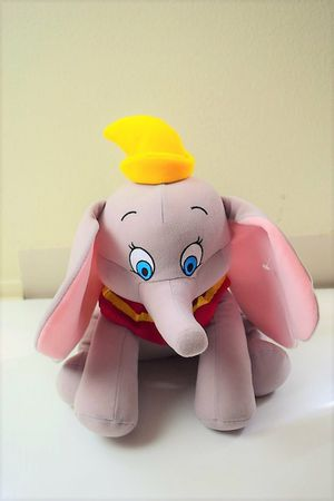 Disney parks - Rare Dumbo plush - plushie stuffed animal elephant for Sale in Oceanside, CA
