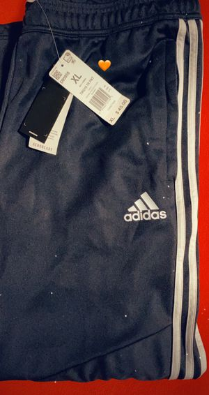 New adidas track pants for Sale in Kent, WA