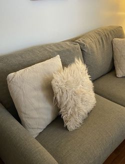Soft Gray Couch for Sale in Cambridge,  MA