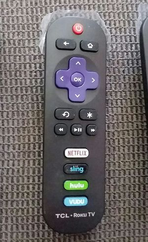 TCL ROKU TV REMOTE NEW for Sale in Bellflower, CA