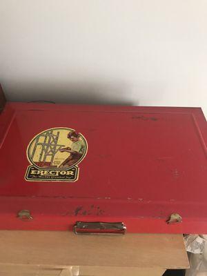 Erector Set 1938 for Sale in Flat Rock, MI