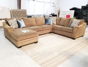 $479 WE DELIVER! LARGE SECTIONAL SOFA for Sale in Oviedo, FL