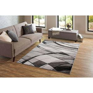 """Better Homes & Gardens Gray Abstract Area Rug 30""""x44"""" Bedroom Living room for Sale in Toms River, NJ"""