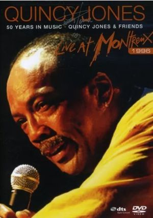Quincy Jones - 50 Years in Music: Live at Montreux 1996 [New DVD] Dolb for Sale in Denver, CO