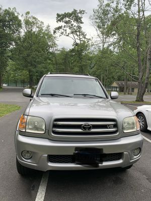 2004 Toyota Sequoia Low Miles Negotiable for Sale in Wolcott, CT