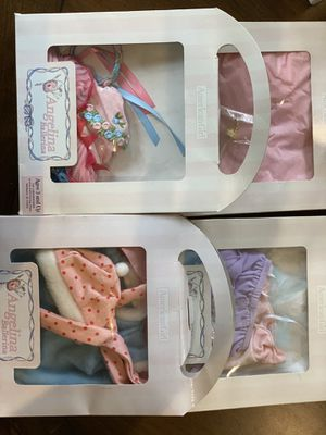 Angelina ballerina American Girl doll clothes New in package for Sale in Newport Beach, CA