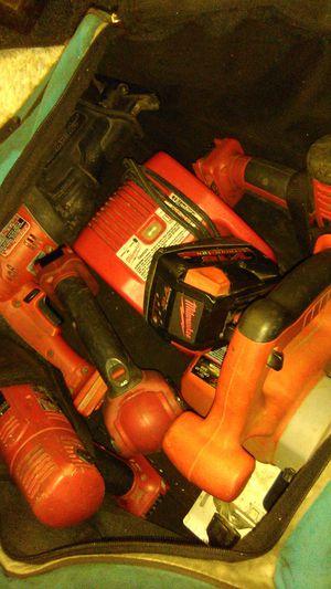 Milwaukee 18 volt set for Sale in Stockton, CA