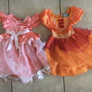 Lalaloopsy Dressup Dresses- Size 3/4/5 (says 3 And Up) for Sale in Sarasota, FL