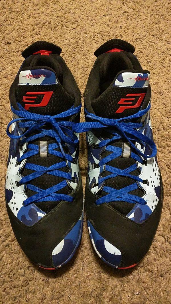 Chris paul Jordan 3's
