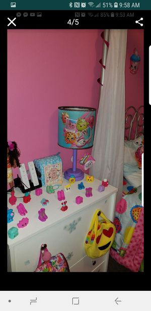 Shopkin room deco for Sale in Lakeland, FL