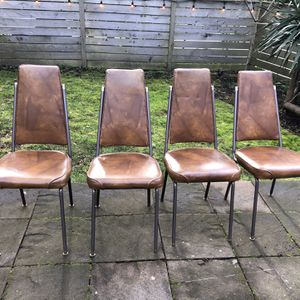 Mid Century Dining Chairs for Sale in Seattle, WA