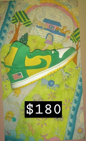 Nike SB dunk high 'oakland athletics' for Sale in Pleasant Hill, CA