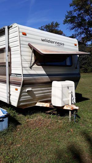 89 Fleetwood Wilderness Camper for Sale in Yorkana, PA