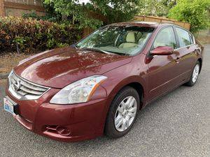 2012 Nissan Altima for Sale in Lakewood, WA