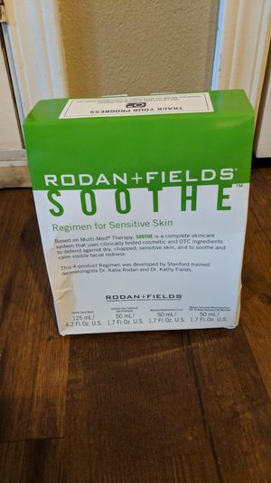 Rodan and Fields Soothe Regimen for Sale in Wilsonville, OR