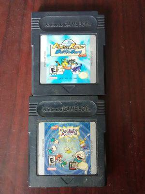 Gameboy games bundle for Sale in Washington, DC