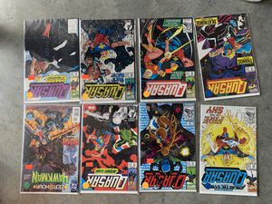 Comics lot of 8 pc for Sale in Naples, FL