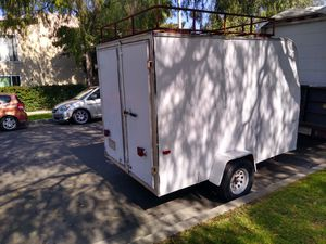 Enclosed trailer for Sale in Garden Grove, CA
