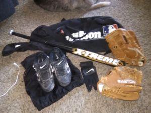 Baseball equipment for Sale in Lake Stevens, WA