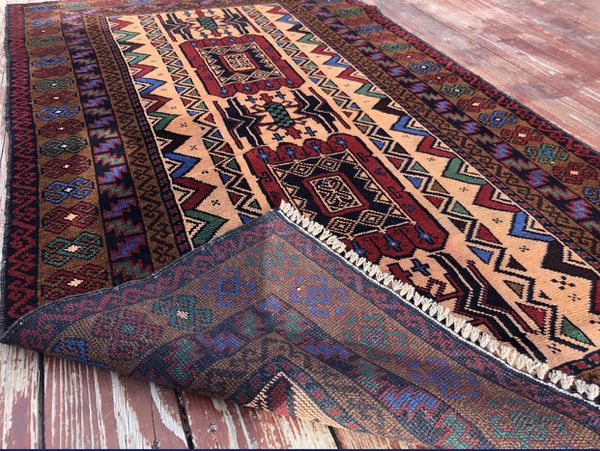 Rug , handmade rug, wool rug