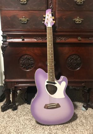 Ibanez Talman Guitar TCM60 Lilac for Sale in Forest Hills, TN
