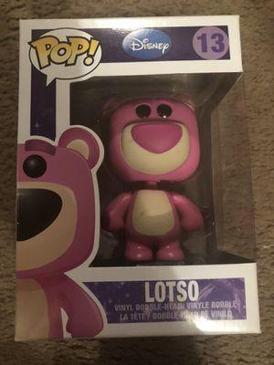 Disney Lotso Funko pop (Bobble) for Sale in Columbus, OH