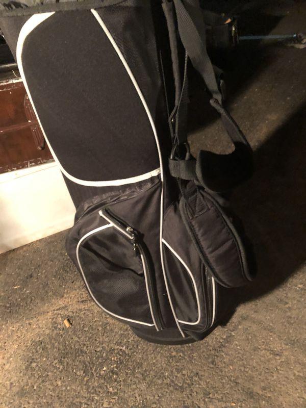 Golf clubs - older set.