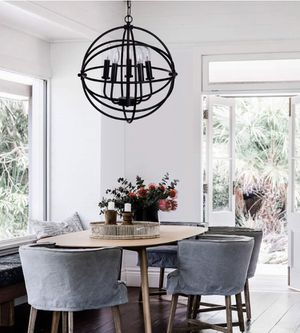 Modern light fixture-living room, dining room, kitchen, bedroom,office for Sale in undefined