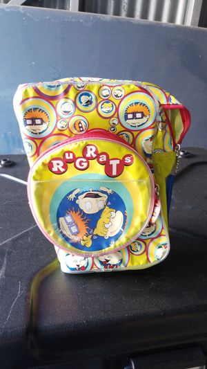Vintage Rugrats backpack. Very rare !! for Sale in Port Orchard, WA