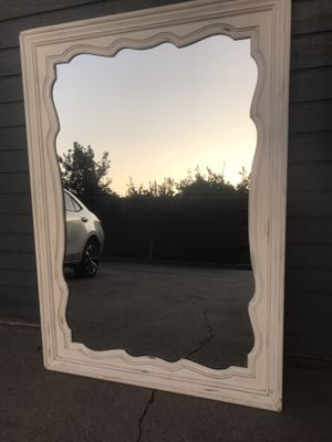 Large Standing - Hanging Wall Mirror for Sale in Lakewood, CA
