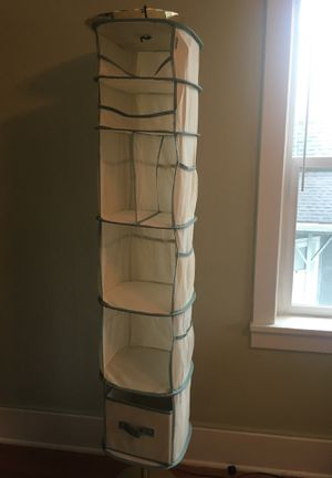 Hanging closet organizer for Sale in Tacoma, WA