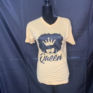 Gold Queen T Shirt for Sale in Chicago, IL