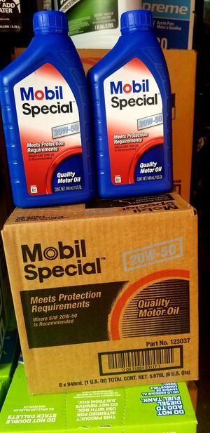 Mobil special / aceite de motor for Sale in Montclair, CA