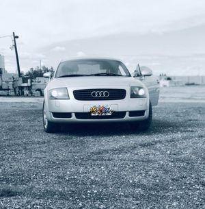 Audi 2001 tt for Sale in Fresno, CA