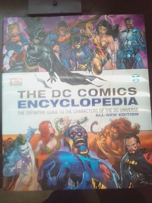 DC encyclopedia for Sale in Fontana, CA