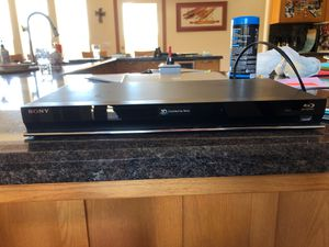 Sony BluRay with Remote for Sale in Arroyo Grande, CA