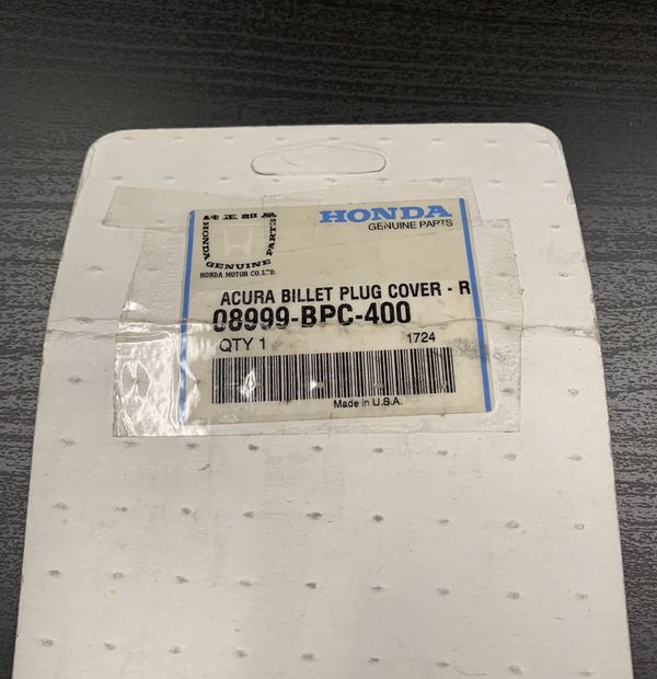 OEM Honda Genuine Parts Acura Integra Type R Spark Plug