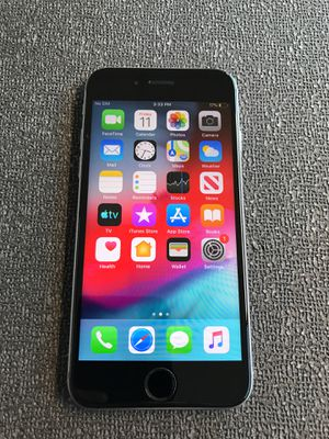 iPhone 6S 64GB Space Gray Unlocked for Sale in Seattle, WA