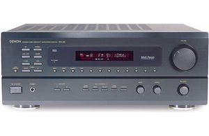 Denon DRA-685 Receiver and DCM-280 disc changer + speaker and Dynamo subwoofer for Sale in Issaquah, WA