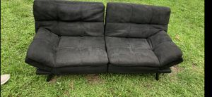 Blackish, gray futon for Sale in Fort Lauderdale, FL