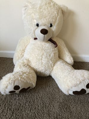 3 Ft teddy bear for Sale in Pittsburgh, PA