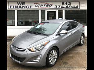 2014 Hyundai Elantra for Sale in Austin, TX