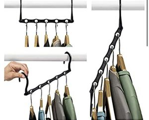 Never Used Closet Space Saving Hanger Organizer 10 pck. for Sale in South Gate, CA