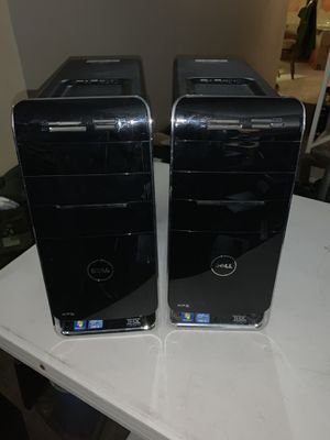 Computer Towers DELL HP please read full description for Sale in San Bernardino, CA