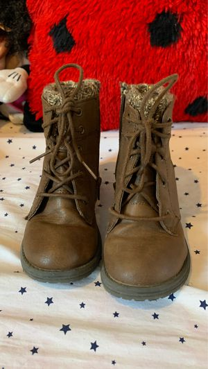 Boots size 10 for Sale in Wenatchee, WA